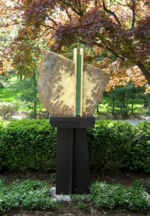 Schulte Fine Art - Sculpture by Ron Mehlman